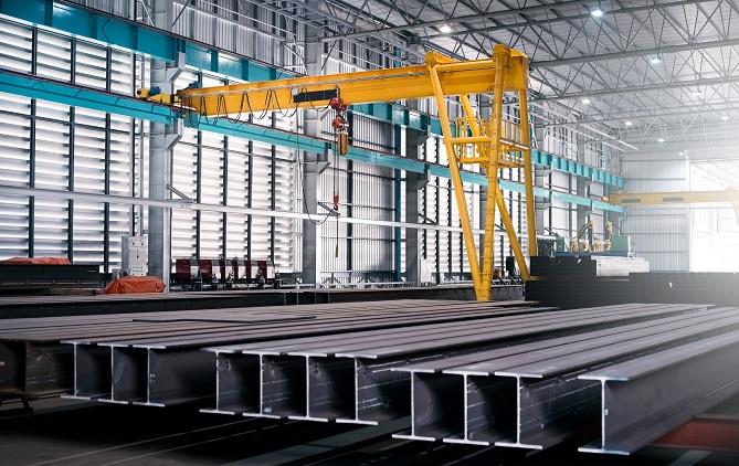 Stahlträger Typ